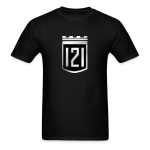 Volvo Amazon 121 crest emblem - Men's T-Shirt