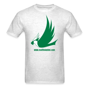Osprey T-Shirt - Green Print - Men's T-Shirt