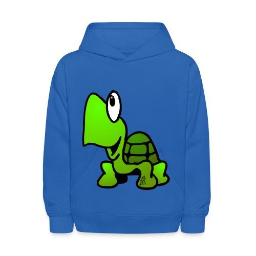 Turtle Shirt - Kids' Hoodie