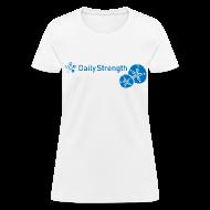 T-Shirts ~ Women's T-Shirt ~ DailyStrength Summer Haiku 2011 T-Shirt Women's