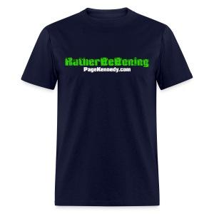 Rather Be Boning - Men's T-Shirt