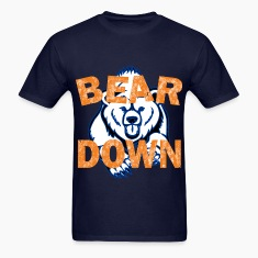 Bear Down T-Shirts