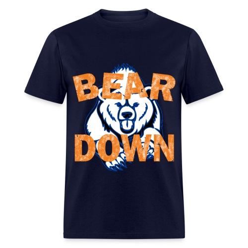 Bear Down Shirt - Men's T-Shirt