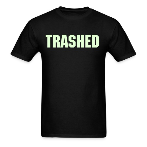Trashed & Scattered.  - Men's T-Shirt