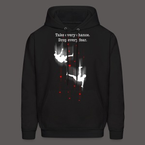 TAKE EVERY CHANCE - Men's Hoodie