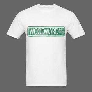 Woodward Ave. - Men's T-Shirt