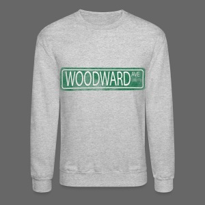 Woodward Ave. - Crewneck Sweatshirt