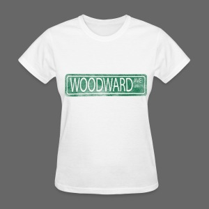 Woodward Ave. - Women's T-Shirt