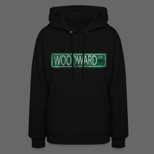Woodward Ave. - Women's Hoodie