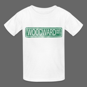 Woodward Ave. - Kids' T-Shirt