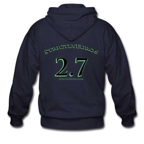 2.7 SE Jersey - Men's Zip Hoodie
