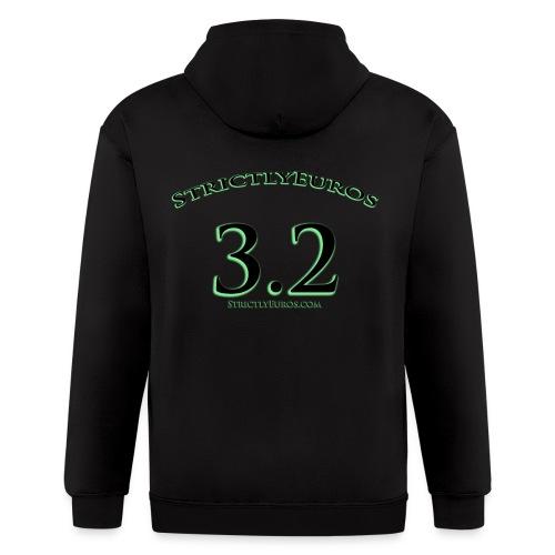 3.2 SE Jersey - Men's Zip Hoodie