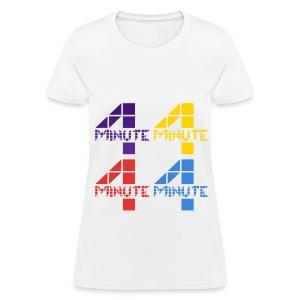 4minute - 4X Logo - Women's T-Shirt