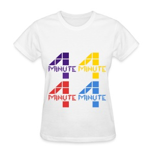 4minute - 4X Logo - Women's T-Shirt
