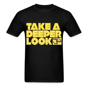 Jay Park - Take A Deeper Look - Men's T-Shirt