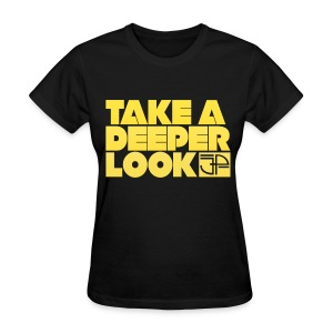 Jay Park - Take A Deeper Look - Women's T-Shirt