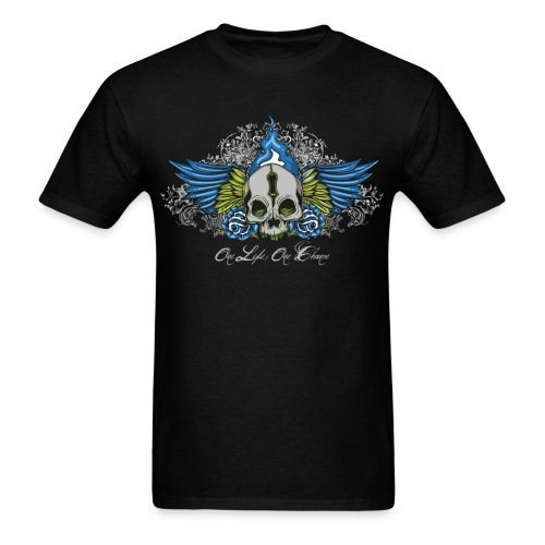 One Life, One Chance - Men's T-Shirt