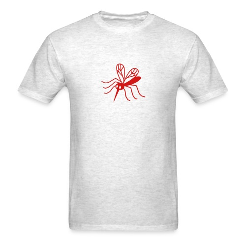 t-shirt mosquito gnat midge insect blood vampire bat - Men's T-Shirt
