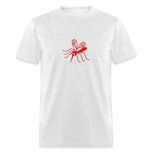 t-shirt mosquito gnat midge insect blood vampire bat - Men's T-Shirt