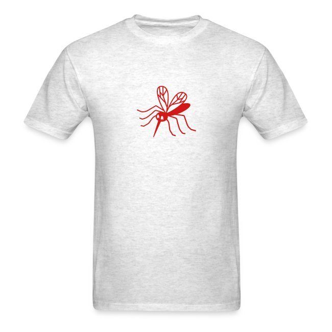 t-shirt mosquito gnat midge insect blood vampire bat