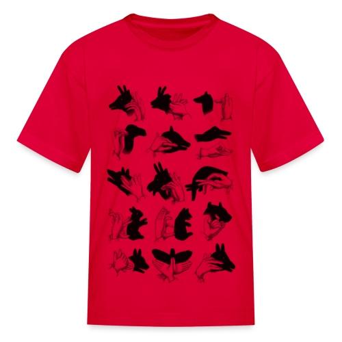 Hand Puppets Kids Tee - Kids' T-Shirt