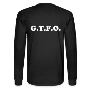 G.T.F.O. - Men's Long Sleeve T-Shirt