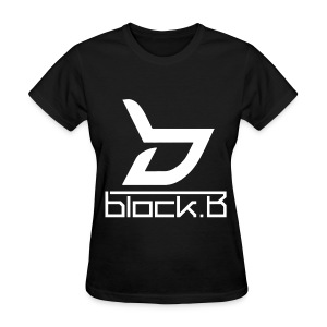 Block B - Logo - Women's T-Shirt