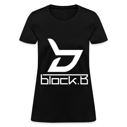 Block B - Logo - Women's T-Shirt