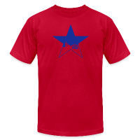 Newcastle T-Shirt: Star - Men's T-Shirt by American Apparel