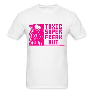 TOXIC SUPER FREAKOUT - Men's T-Shirt