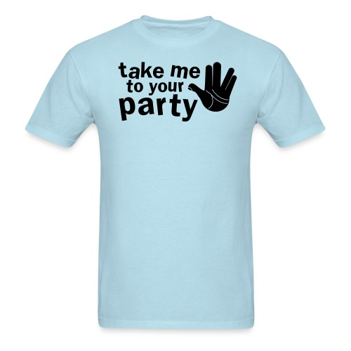 Party - Men's T-Shirt