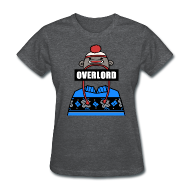T-Shirts ~ Women's T-Shirt ~ Misha Collins [Overlord] (DESIGN BY MICHELLE)