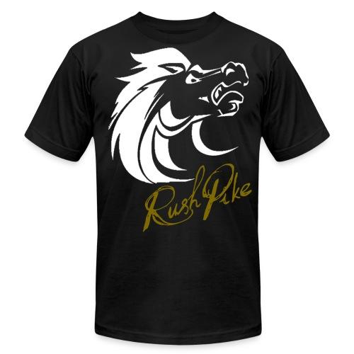 Pike Horse - Men's Fine Jersey T-Shirt