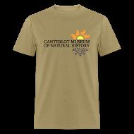 T-Shirts ~ Men's T-Shirt ~ museum plain