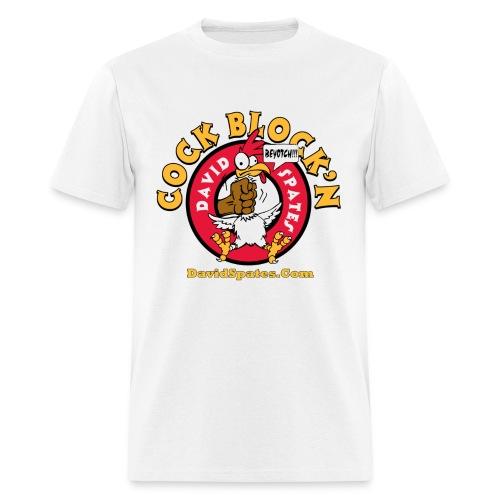 Cockblockn Original Mens Standard Weight - Men's T-Shirt