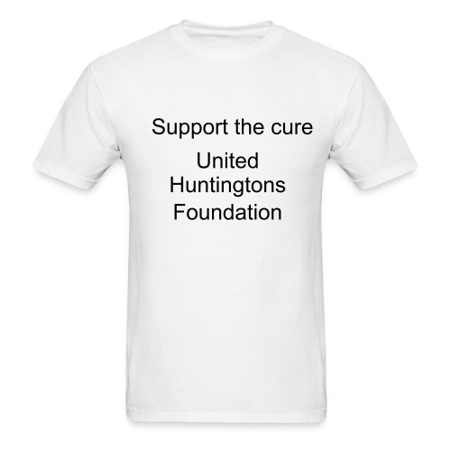 Support The Cure Tee - Men's T-Shirt