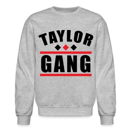 Men's Taylor Gang Crewneck   - Crewneck Sweatshirt