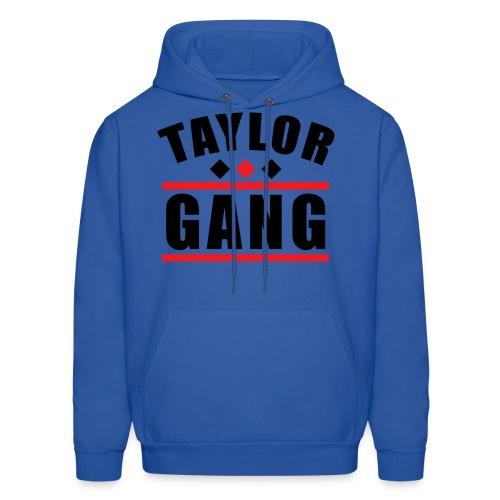 Men's Royal Blue Taylor Gang Hoodie  - Men's Hoodie