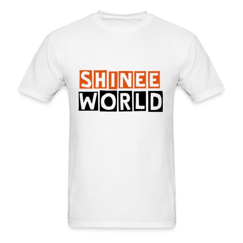 SHINEE WORLD Men's T-Shirt - Men's T-Shirt