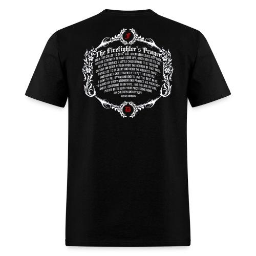 FireFighters Prayer - Men's T-Shirt