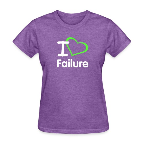I HEART FAILURE - Women's T-Shirt
