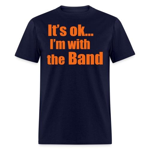 Band Shirt- Men - Men's T-Shirt
