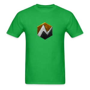 keikaku 01 Gildan (dark) - Men's T-Shirt