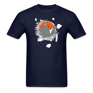 m0dus 03 Gildan (dark) - Men's T-Shirt
