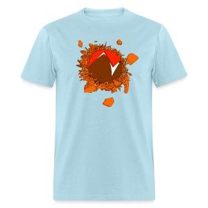 m0dus 03alt Gildan (dark) - Men's T-Shirt
