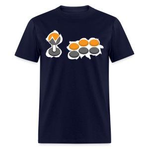 rocwell 01 Gildan - Men's T-Shirt