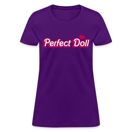 Doll - Women's T-Shirt