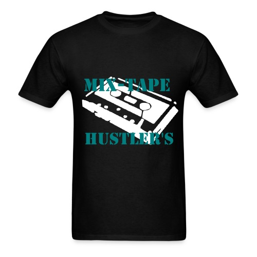 MIX-TAPE HUSTLERS - Men's T-Shirt