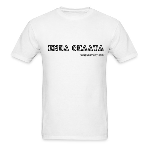 Enda Chaata - Men's T-Shirt