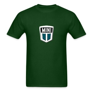 Classic Mini badge emblem - Men's T-Shirt